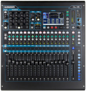 Allen & Heath QU-16 Rental