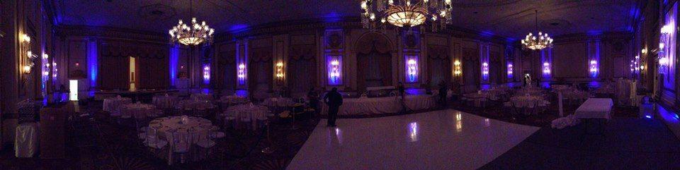 Wedding Uplights