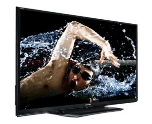 "Sharp 60"" LED TV Rental"