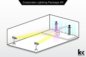 Corporate Lighting Package