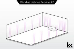 Wedding Lighting Rental