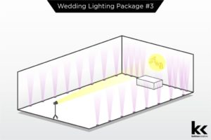 Wedding Lighting Rental