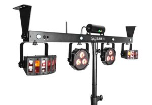 GigBAR 2 DJ Lighting Kit
