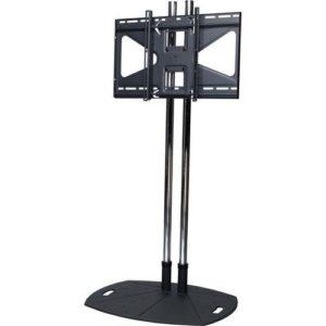Dual Pole TV Stand
