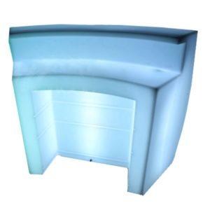 Curved LED Bar Rental