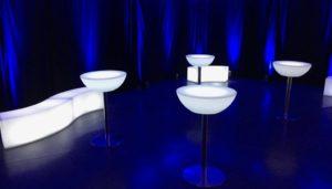 Vancouver LED Furniture Rental