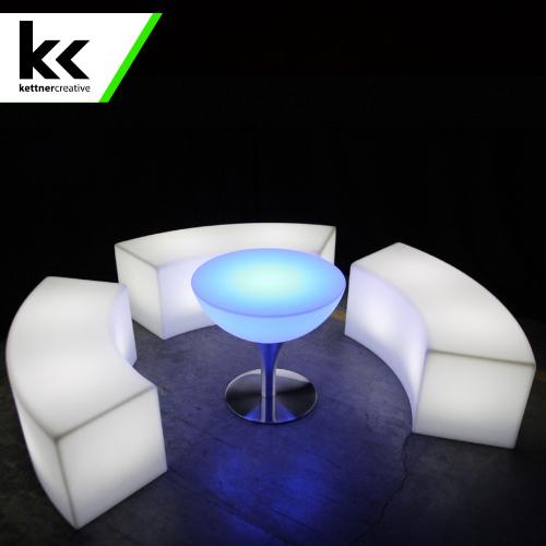 LED Bench Furniture