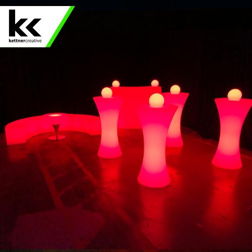 LED Furniture Rental