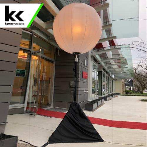 Vancouver Balloon Light Rental
