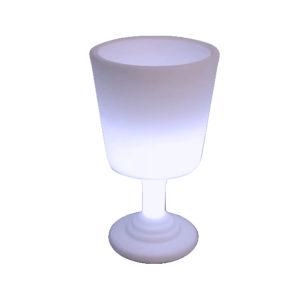 LED Goblet Ice Bucket Rental