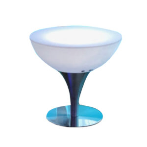 LED Lounge Table Rental