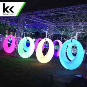 LED Glow Swing Rental Vancouver